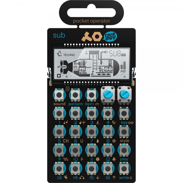 Teenage Engineering PO-14 Sub  - Image principale