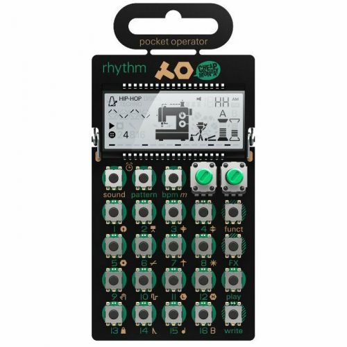 Teenage Engineering PO-12 Rhythm - Image principale