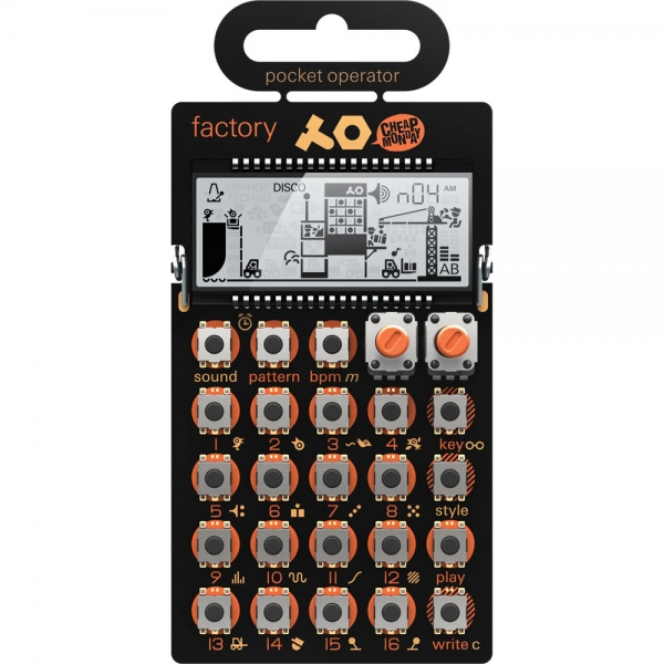 Teenage Engineering PO-16 Factory  - Image principale