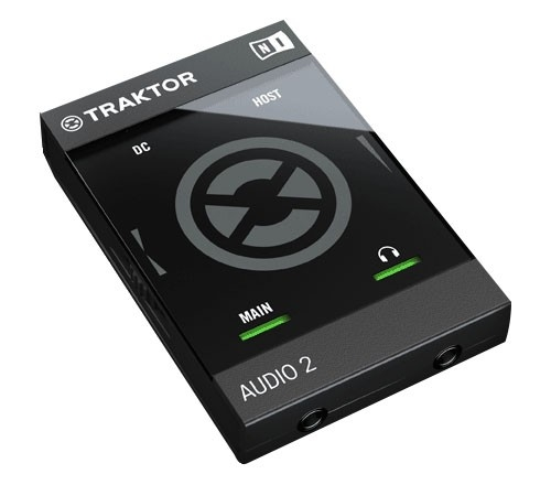 Native Instruments Traktor Audio 2 MK2 - Image principale