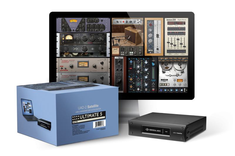 Universal Audio UAD-2 Satellite USB - OCTO Ultimate  - Image principale