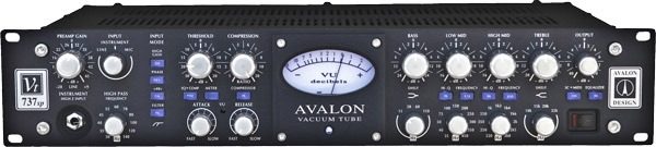 Avalon VT-747SP Black - Image principale