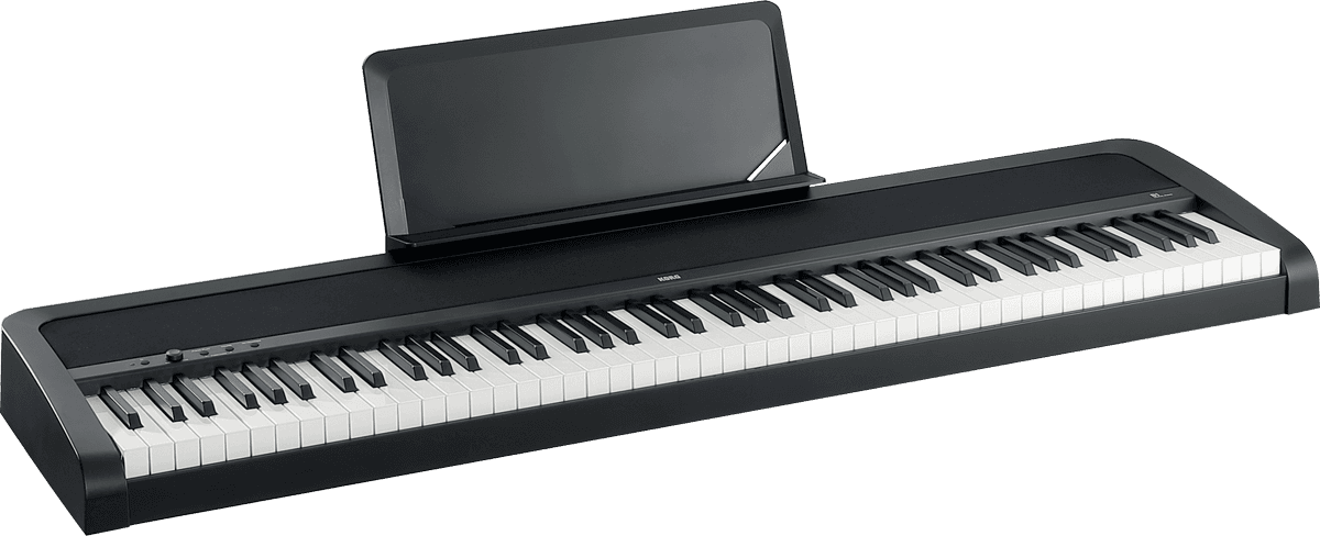 korg b1 black 399 00 pianos num riques espace claviers. Black Bedroom Furniture Sets. Home Design Ideas