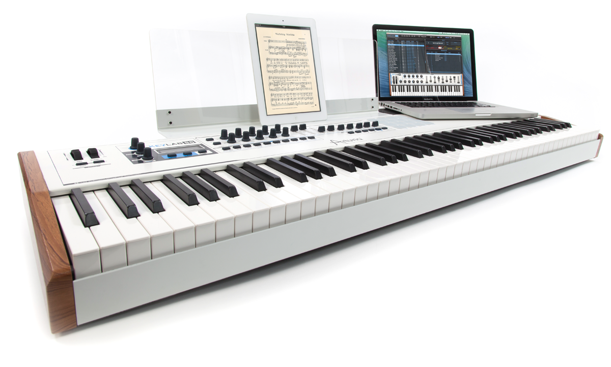 arturia keylab 88 769 00 claviers midi 88 touches espace claviers. Black Bedroom Furniture Sets. Home Design Ideas