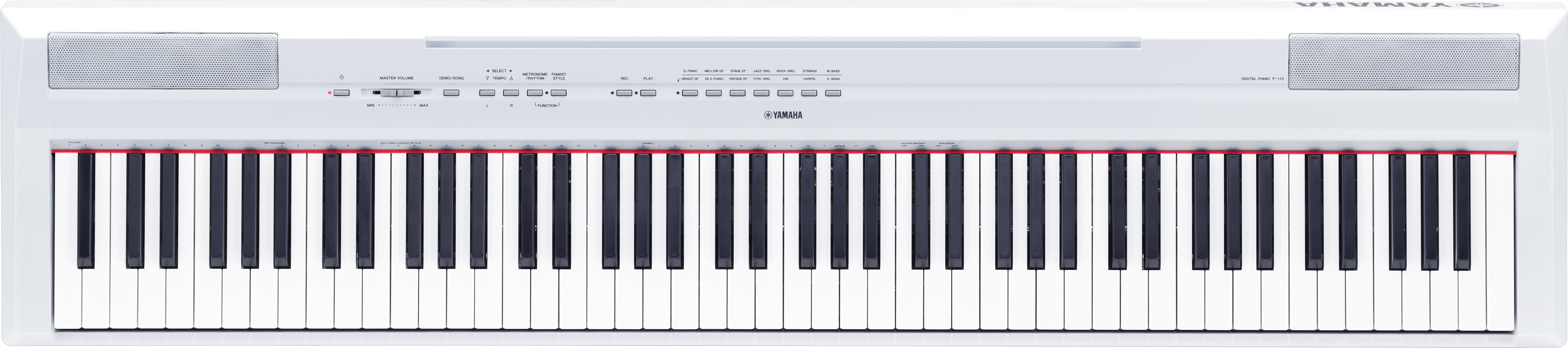 Yamaha Master Piano Compatible With Ableton