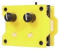 Patchblocks Synthesizer Module - Yellow