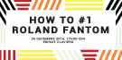 How to #1 : Roland Fantom