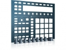 Native Instruments Custom Kits - Steel Blue