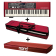 Bundle Nord Electro 5D 61 + Housse Softcase 1 + Dust Cover