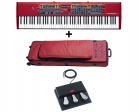 Bundle Nord Stage 2 EX 88 + Housse Softcase 6 + Triple Pedal