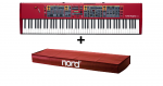 Bundle Nord Stage 2 EX 88 + Dust Cover