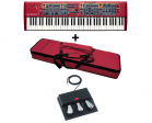 Bundle Nord Stage 2 EX Compact 73 + housse softcase 2 + Triple Pedal