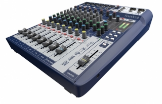 Soundcraft Signature 10  - Image principale