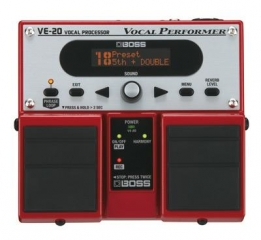 Boss VE-20 Vocal Performer  - Image principale