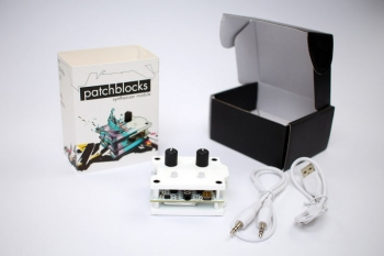 Patchblocks Synthesizer Module - White - Image n°3