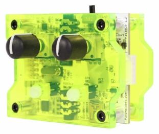 Patchblocks Synthesizer Module - Neo Yellow - Image n°1