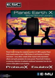 E-MU Planet Earth X - Image n°1
