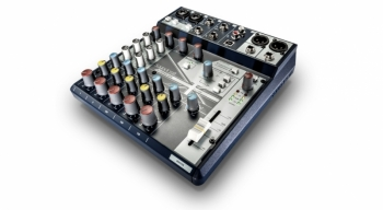 Soundcraft NotePad-8FX - Image n°3