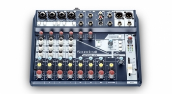 Soundcraft NotePad-8FX - Image n°1
