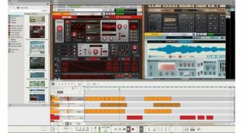 PropellerHead Reason 10 UPDATES/UPGRADES - Image n°4