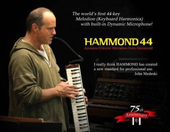 Hammond Melodion 44HP - Image n°3