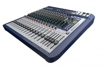 Soundcraft Signature 16  - Image n°2