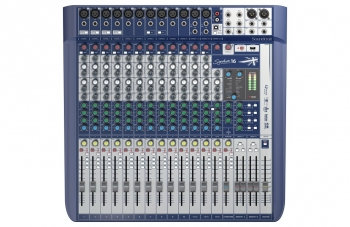 Soundcraft Signature 16  - Image n°1