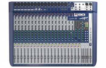 Soundcraft Signature 22  - Image n°2