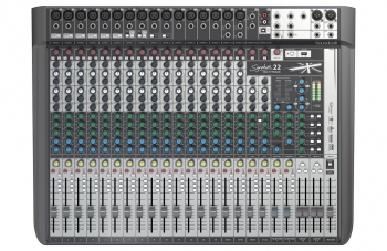 Soundcraft Signature 22 MTK  - Image n°1