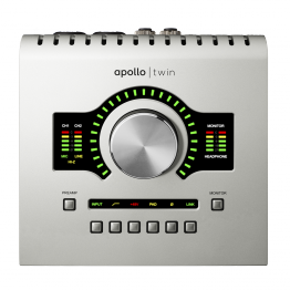 Universal Audio Apollo Twin Duo - Image n°1