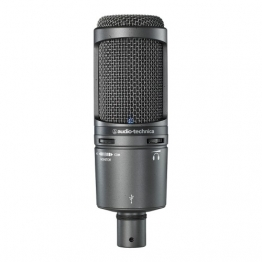 Audio-Technica AT2020USB+ - Image n°1