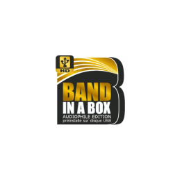 PG Music BAND IN A BOX  2020 AUDIOPHILE mac - Image n°1