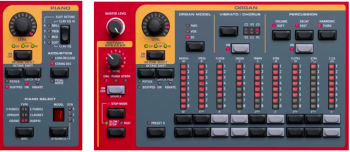 Clavia Nord Stage 2 EX 76 HP - Image n°2
