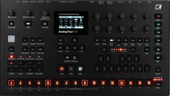Elektron Analog Four MKII Black - Image n°1