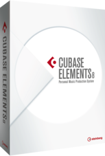 Steinberg Cubase Elements 8 - Image n°1