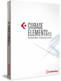 Steinberg Cubase Elements 9,5 - Image n°1