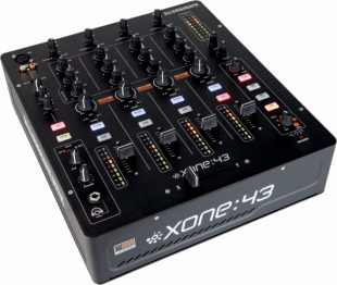 Allen & Heath Xone:43 - Image n°2