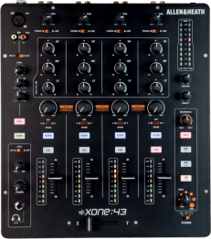 Allen & Heath Xone:43 - Image n°1