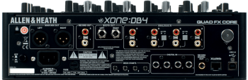 Allen & Heath Xone:DB4 - Image n°4