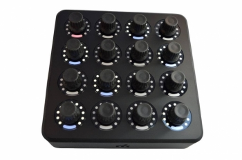 DJ Techtools Midi Fighter Twister Black - Image n°2