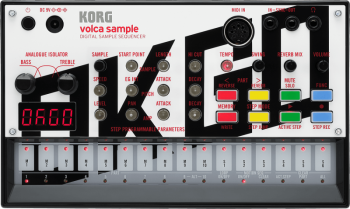 Korg Volca Sample OK Go Edition - Image n°2