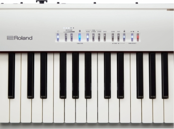 Roland FP-30 White + Stand + Pédalier - Image n°3