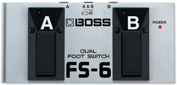Boss FS-6 Dual Footswitch - Image n°1