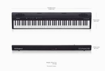 Roland Go:Piano 88 - Image n°3