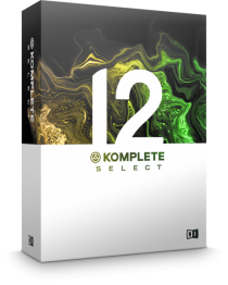 Native Instruments Komplete 12 Select - Image n°1