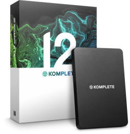 Native Instruments Komplete 12 - Image n°1