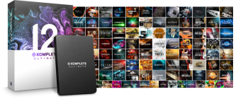 Native Instruments KOMPLETE 12 ULTIMATE UPGRADE - Image n°2