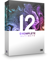 Native Instruments KOMPLETE 12 ULTIMATE UPDATE - Image n°1