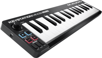 M-Audio keystation mini 32 mk3 - Image n°2