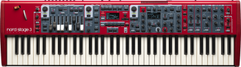 Clavia Nord Stage 3 Compact - STOCK B - Image n°1